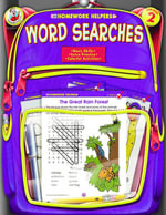 Word Searches, Grade 2 - Frank Schaffer Publications