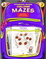 Challenge Mazes, Grade 2 - Frank Schaffer Publications