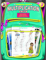 Multiplication Facts, Grade 3 - Frank Schaffer Publications