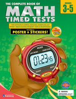 Complete Book of Math Timed Tests, Grades 3 - 5 - American Education Publishing
