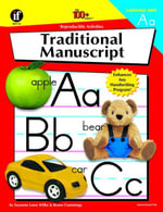 Traditional Manuscript, Grades K - 6 - Renee Cummings