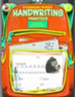 Handwriting Practice, Grade 1 - Frank Schaffer Publications