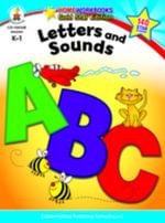 Letters and Sounds, Grades K - 1 - Carson-Dellosa Publishing