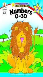 Numbers 0-30, Grades K - 1 - Carson-Dellosa Publishing