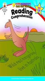 Reading Comprehension, Grade 1 - Carson-Dellosa Publishing