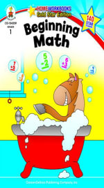 Beginning Math, Grade 1 - Carson-Dellosa Publishing