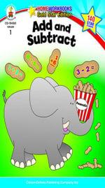 Add and Subtract, Grade 1 - Carson-Dellosa Publishing