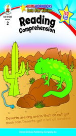 Reading Comprehension, Grade 2 - Carson-Dellosa Publishing