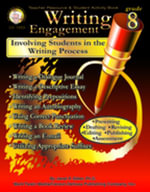 Writing Engagement, Grade 8 : Involving Students in the Writing Process - Ph. D. Janet P. Sitter
