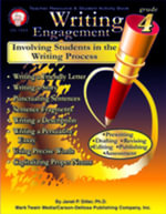 Writing Engagement, Grade 4 : Involving Students in the Writing Process - Ph. D. Janet P. Sitter