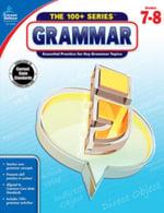 Grammar, Grades 7 - 8 - Carson-Dellosa Publishing