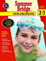 Summer Bridge Explorations, Grades 2 - 3 - Summer Bridge Activities