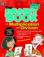 Brainy Book of Multiplication and Division - Thinking Kids
