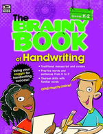 Brainy Book of Handwriting - Thinking Kids