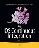 Pro IOS Continuous Integration - Romain Pouclet