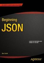 Beginning JSON - Ben Smith