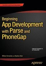 Beginning App Development with Parse and Phonegap - Stephan Alber