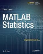 Matlab Statistics - Cesar Lopez