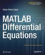 MATLAB Differential Equations - Cesar Lopez