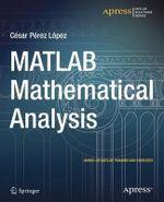 Matlab Mathematical Analysis - Cesar Lopez