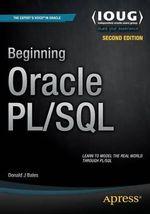 Beginning Oracle PL/SQL 2015 - Donald Bales