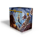 The Heroes of Olympus Hardcover Boxed Set - Rick Riordan