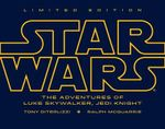 The Adventures of Luke Skywalker, Jedi Knight (Limited Edition) - Disney Book Group