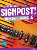 Australian Signpost Maths New South Wales 4 - Alan McSeveny