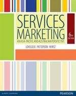 Services Marketing  : An Asia-Pacific and Australian Perspective (6e) - Christopher Lovelock