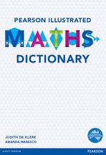 Pearson Illustrated Maths Dictionary - Judith de Klerk