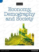 Economy, Demography and Society : Discovering Geography : Upper Primary Nonfiction Topic Book - Joanne Hine