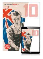 Pearson History 10  : Student Book/eBook 3.0 Combo Pack - Australian Curricullum - Bernie Howitt