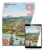 Pearson History 9  : Student Book/eBook 3.0 Combo Pack - Australian Curricullum - David Van Tol