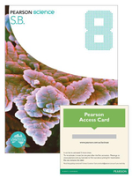 Pearson Science 8 : Student Book/eBook 3.0 Combo Pack - Australian Curricullum - Greg Rickard