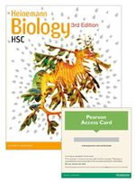 Heinemann Biology HSC : Student Book/eBook 3.0 Combo Pack - Australian Curricullum - Kate et al Mudie