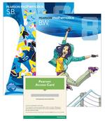 Pearson Mathematics 8  : Student Book/Bridging Workbook/ eBook 3.0 Pack - David Coffey