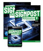 Australian Signpost Mathematics New South Wales 9 (5.1-5.3) : Student Book/Homework Program/eBook 3.0 Combo Pack - Australian Curricullum - Alan McSeveny