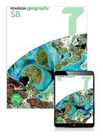 Pearson Geography 7 : Student Book/eBook 3.0 Combo Pack - Australian Curricullum - Grant Kleeman