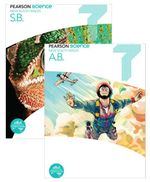 Pearson Science New South Wales 7 : Student Book / Activity Book Value Pack - Australian Curriculum - Greg Rickard