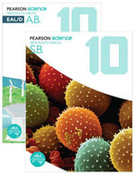 Pearson Science New South Wales 10 : Student Book / EAL/D Activity Book Value Pack - Australian Curriculum - Greg Rickard
