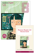 Pearson English 8 : Reader 2.0/Student Book Bundle - Australian Curricullum - Michael Pryor