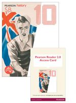 Pearson History Year 10  : Reader 2.0/Student Book Bundle - Australian Curricullum - Bernie Howitt