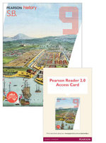 Pearson History 9  : Reader 2.0/Student Book Bundle - Australian Curricullum - David Van Tol