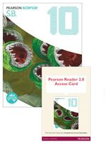 Pearson Science 10  : Reader 2.0/Student Book Bundle - Australian Curricullum - Greg Rickard
