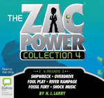 Zac Power - H. I. Larry