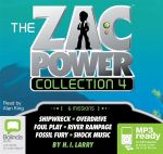 Zac Power - H I Larry