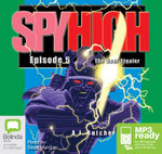 The Soul Stealer (MP3) : Spy high #5 - A J Butcher