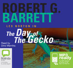 The Day Of The Gecko (MP3) - Robert G Barrett