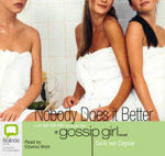 Nobody Does It Better - Cecily Von Ziegesar