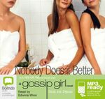 Nobody Does It Better (MP3) : Gossip girl #7 - Cecily von Ziegesar